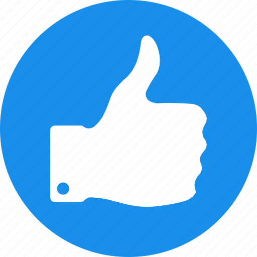 approve, hand, like, thumb, thumbs, up, vote icon
