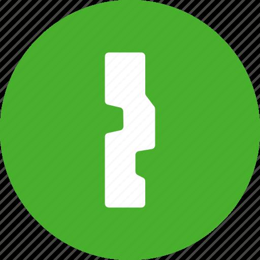 access, door, hole, key, keyhole, modern, password icon