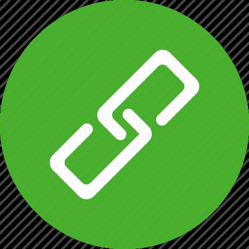 chain, hyperlink, internet, link, linked, url, web icon