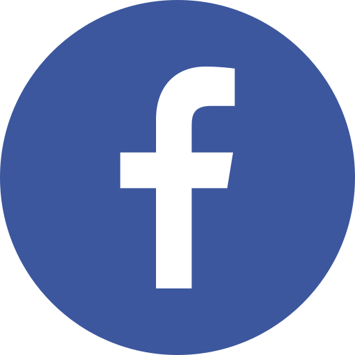 Circle, facebook, logo, media, network, social icon