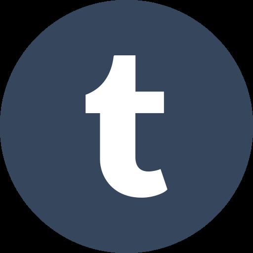 blog, circle, logo, network, social, tumblr icon
