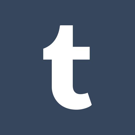 blog, logo, network, social, square, tumblr icon