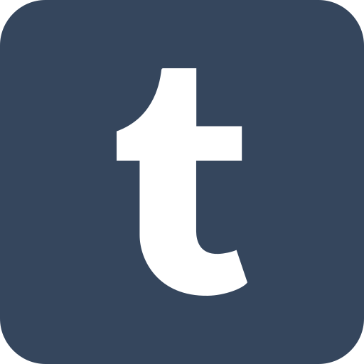blog, logo, network, social, square, tumblr icon