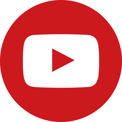 Image result for youtube circle logo png