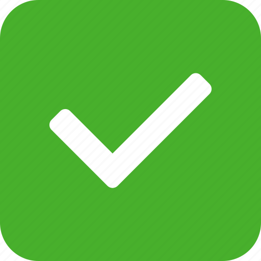 Image result for check box green