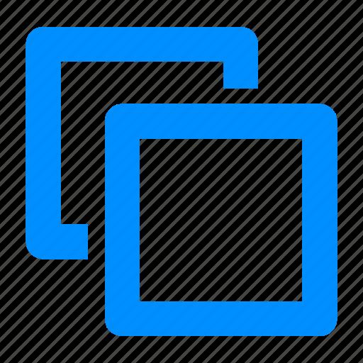 blue, new, window, windows icon