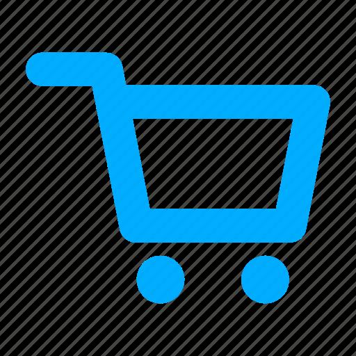 cart, ecommerce, full, shopping icon
