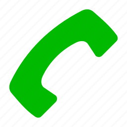 call, green, mobile, phone, telephone icon