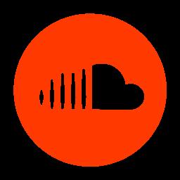 cloud, cloudsound, media, music, social, soundcloud icon