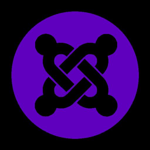 cms, folder, joomla, system, web, zoomla icon