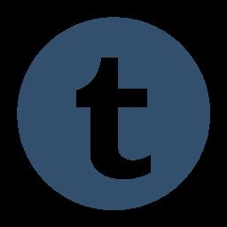 media, social, tumble, tumbler, tumblr icon