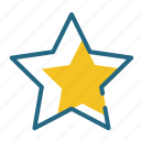 night, rating, space, star