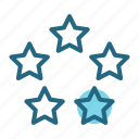 rating, recommendation, review, stars