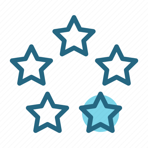 rating, recommendation, review, stars icon