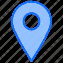 gps, pin, location, navigation, marker