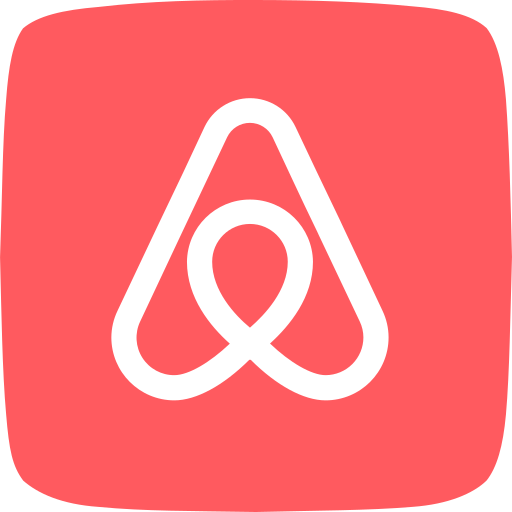airbnb, apartment rentals, homestays, hospitality, hotel rooms, rent, rentals icon