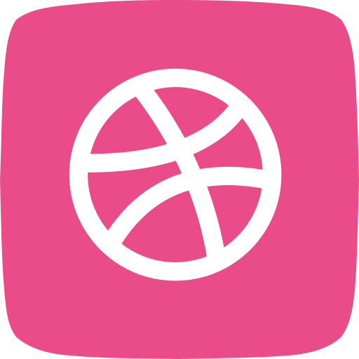 creativity, designers, dribbble, process, projects, sharing work, social media icon