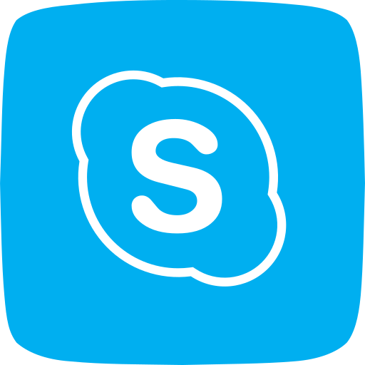 call, chatting, messenger, skype, skype call, social media, video call icon