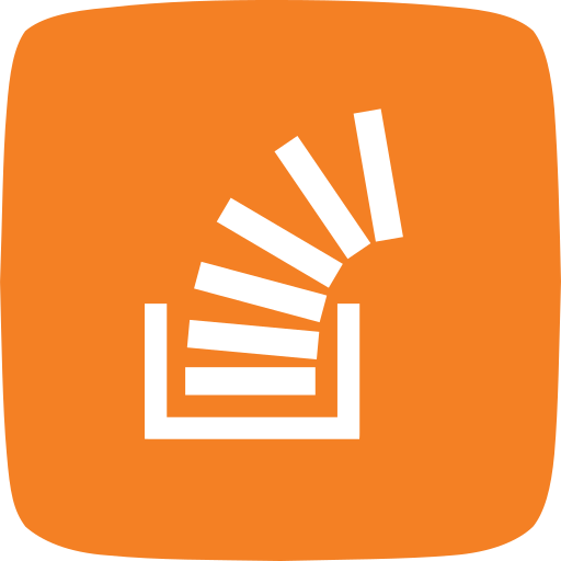 answers, developers, knowledge, online community, questions, stackoverflow icon