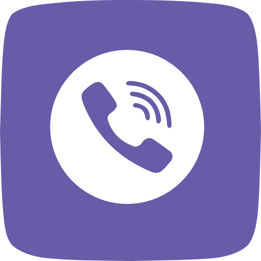 call, messages, messenger, online call, phone, social media, viber icon