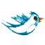 animal, bird, follow, twitter icon