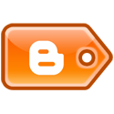blog, blogger, tag icon