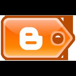 blog, blogger, tag icon