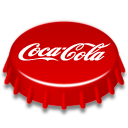coca cola, soda icon