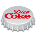 coca cola, coke, diet, light icon