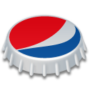 bottle cap, cap, pepsi icon