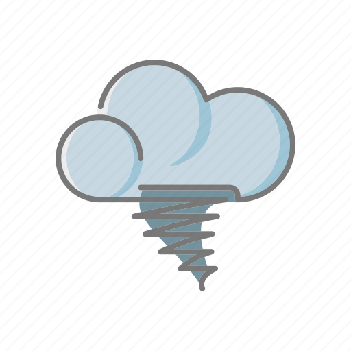 climate, meteorology, storm, tornado, weather, whirlwind icon