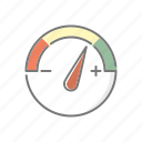 barometer, change, climate, hygrometer, meteorology, weather icon