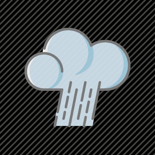 climate, cloud, meteorology, rain, rainy, storm, weather icon