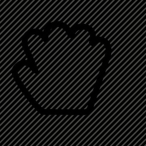 cursor, grab, hand, mouse icon