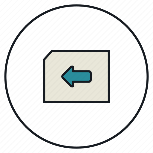Arrow, left, next icon - Download on Iconfinder