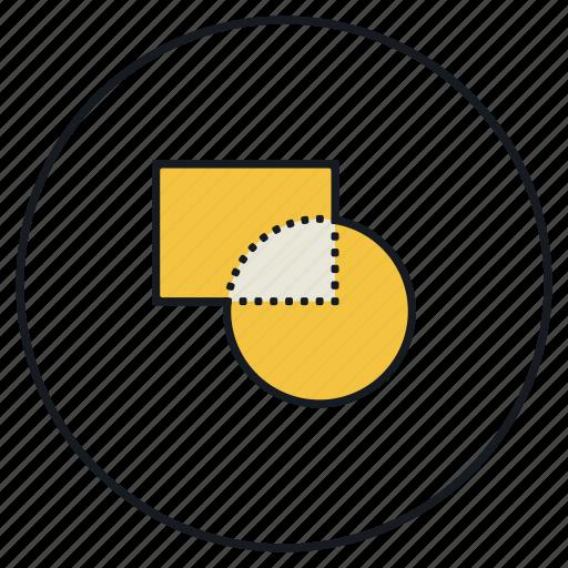 shape, unit, weld icon