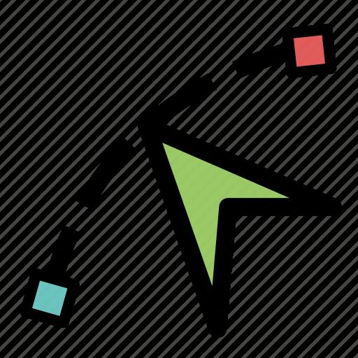 curve, edit path, nod selection, path tool, select, select path, tool icon
