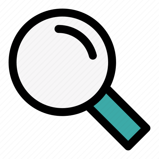 find, finder, lens, magnify, search, seek, zoom icon
