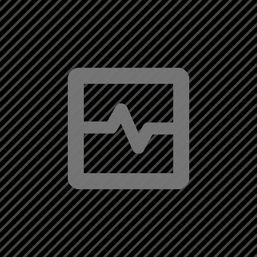 Heartbeat, impulse, lifeline, wave icon - Download on Iconfinder