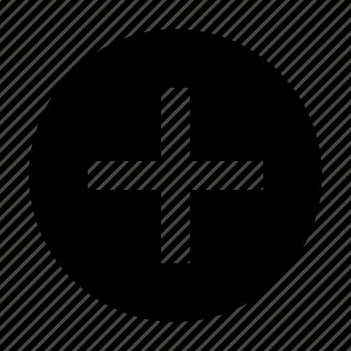 add, create, new, plus, ui icon