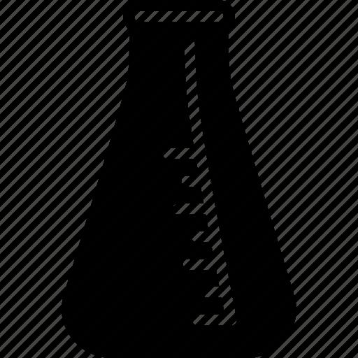 beaker, earlen, equipment, flash, flask, laboratory, meyer icon