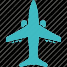 aviation, flight, holiday, mobility, transport, transportation, trip icon