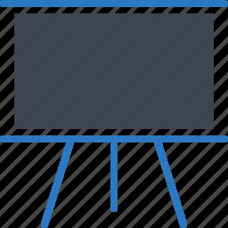 presentation, teaching, training icon