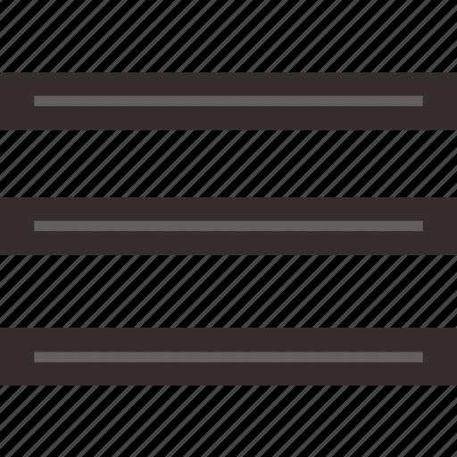 list, menu, navigate, navigation icon