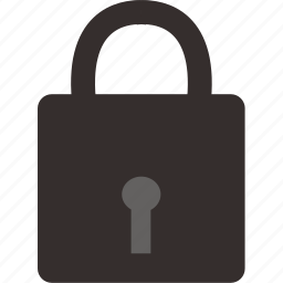 closed, guard, lock, locked, password, private, protection, restriction, safe, secure, security icon