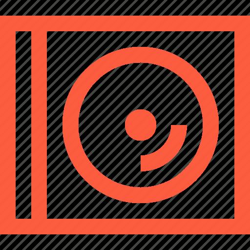 album, audio, cd, ep, lp, music, release, single icon