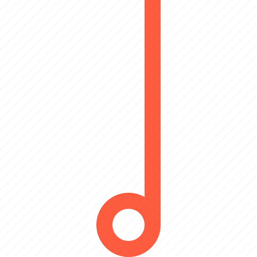 melody, music, note, sign, sound, tone icon