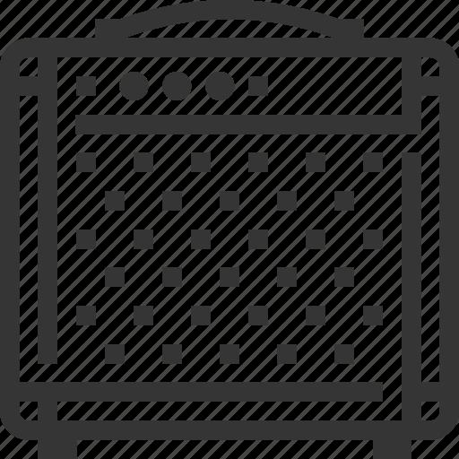 amplificator, bl, instrument, monitor, sound, speaker, studio icon