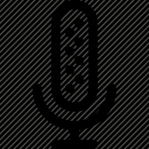 chat, mic, microphone, speak, talk icon