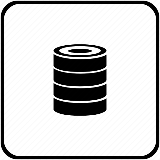 data, database, db, raid, storage icon